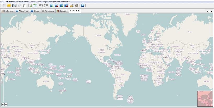 DSight Manual – Interactive World Travel Map